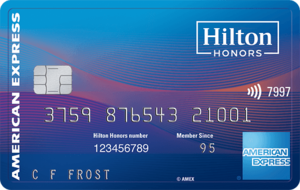 Hilton Honors American Express Ascend Credit Card Rewards Program Sign Up Bonus Points Award Travel Free Nights daily spend best travel card sign up link