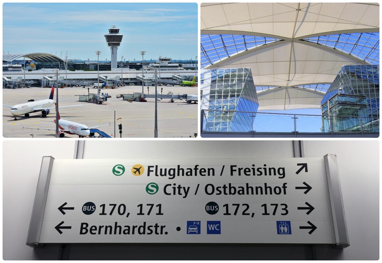 Munich Germany travel tips and tourist information munich airport MUC