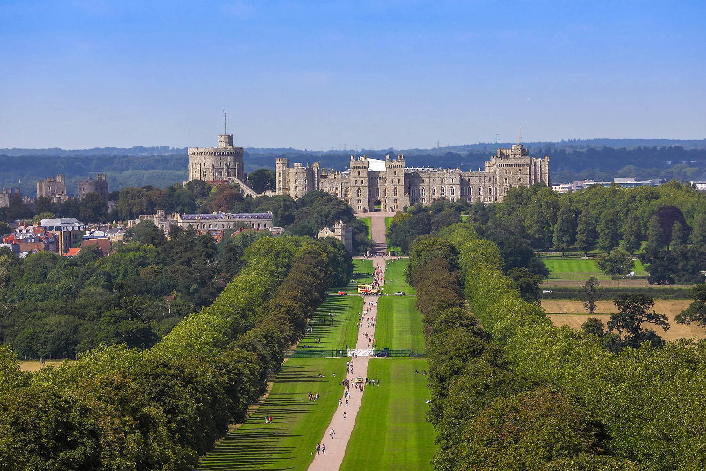 Windsor Castle, United Kingdom.