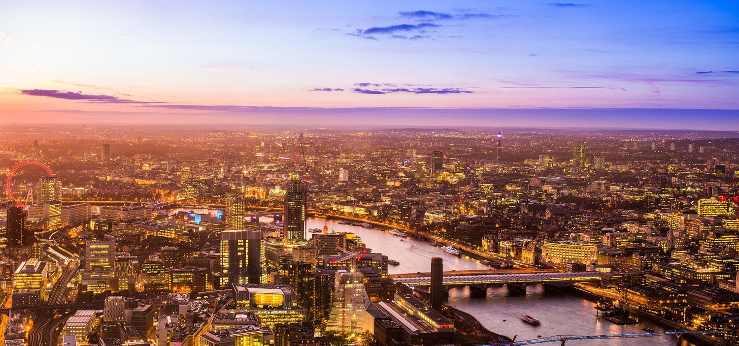 City Guide to London, UK: Part 1   Best Skyline Views -