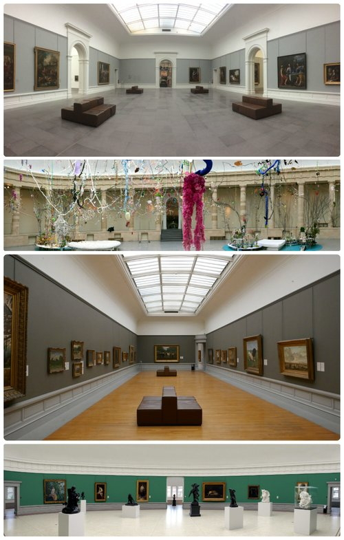 The Museum of Fine Arts in Ghent is such a beautiful museum!