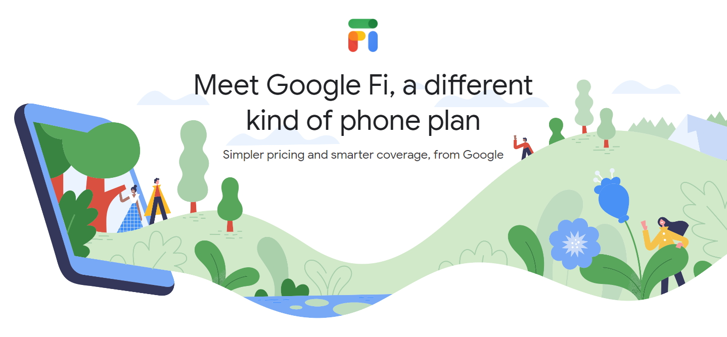 Google Project Fi | The Best International Cell Phone & Data