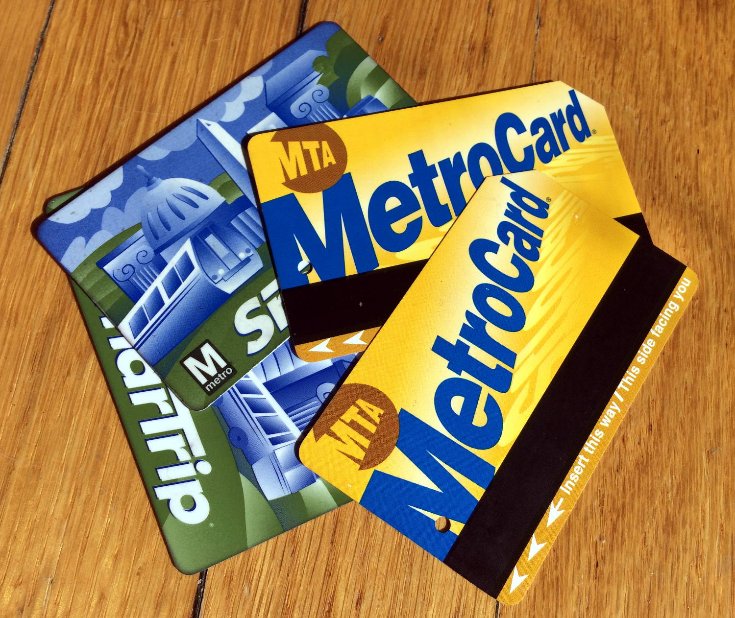 monthly budget expenses nyc new york city metro card and smart trip washington dc public transportation