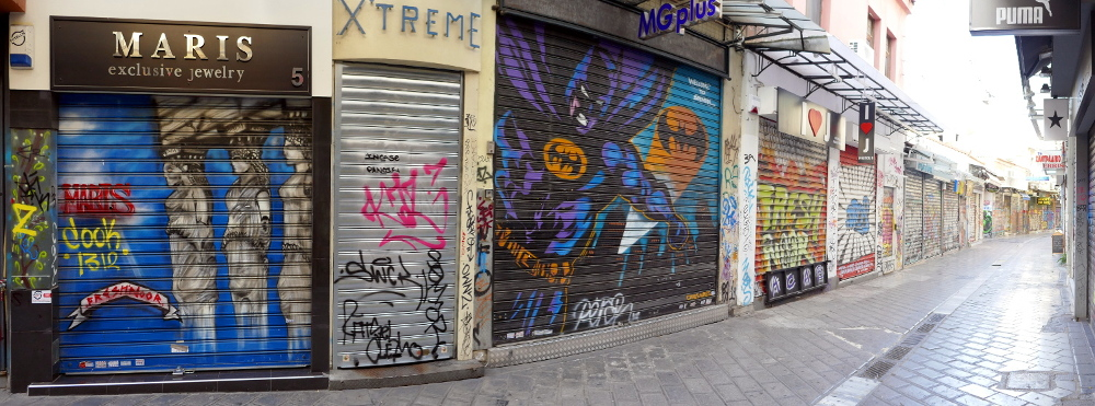 City Guide to Athens, Greece: Part 6   Street Art -