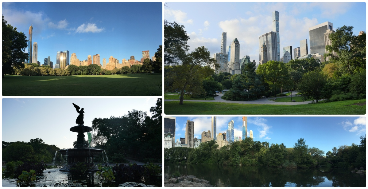 House sitting in Hell's Kitchen, Manhattan, New York was the perfect opportunity to spend time in Central Park!