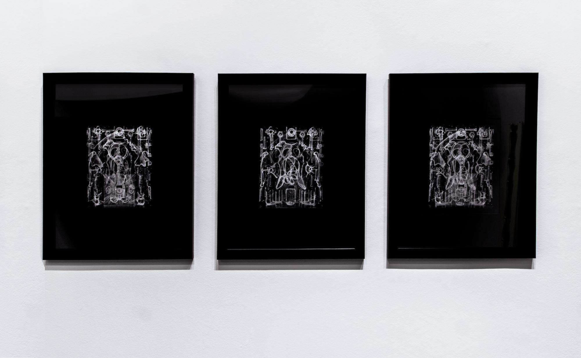 Neo Relic Triptych