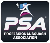 Professional Squash Association - The Professional Squash Association is the driving global force behind pro squash, and organizes most of the largest pro tournaments. NY Squash is an official PSA tournament promoter through the Hyder Trophy Men's 10K.