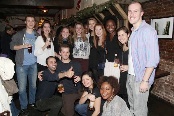 NY Squash End-of-Season Party