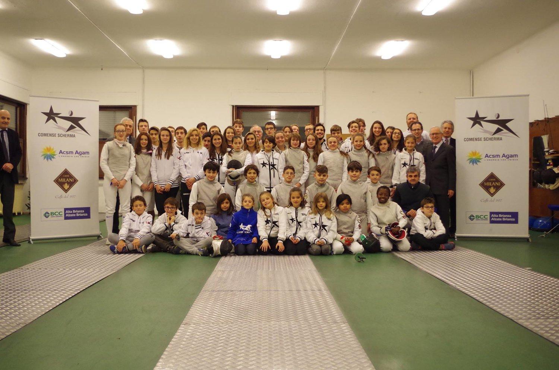 I Nostri Tecnici e Atleti - Stagione 2015-2016