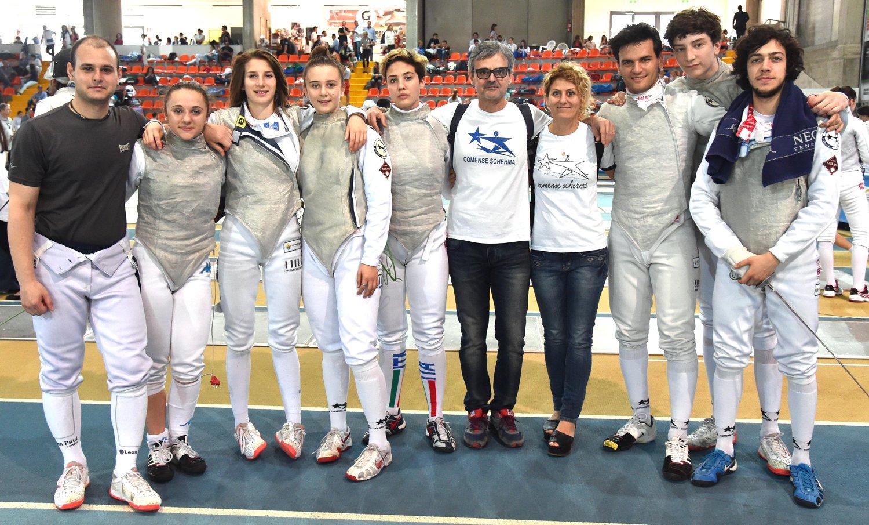 I nostri tecnici e Atleti 2017/2018