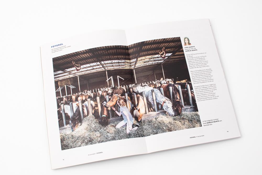 Ons blad heeft grote stappen gezet, zowel qua diepgang als esthetiek — inhoud én vorm dus. Dat is voor het grootste deel de verdienste van Revista. - — Pol Deltour, nationaal secretaris van de Vlaamse Vereniging voor Journalisten