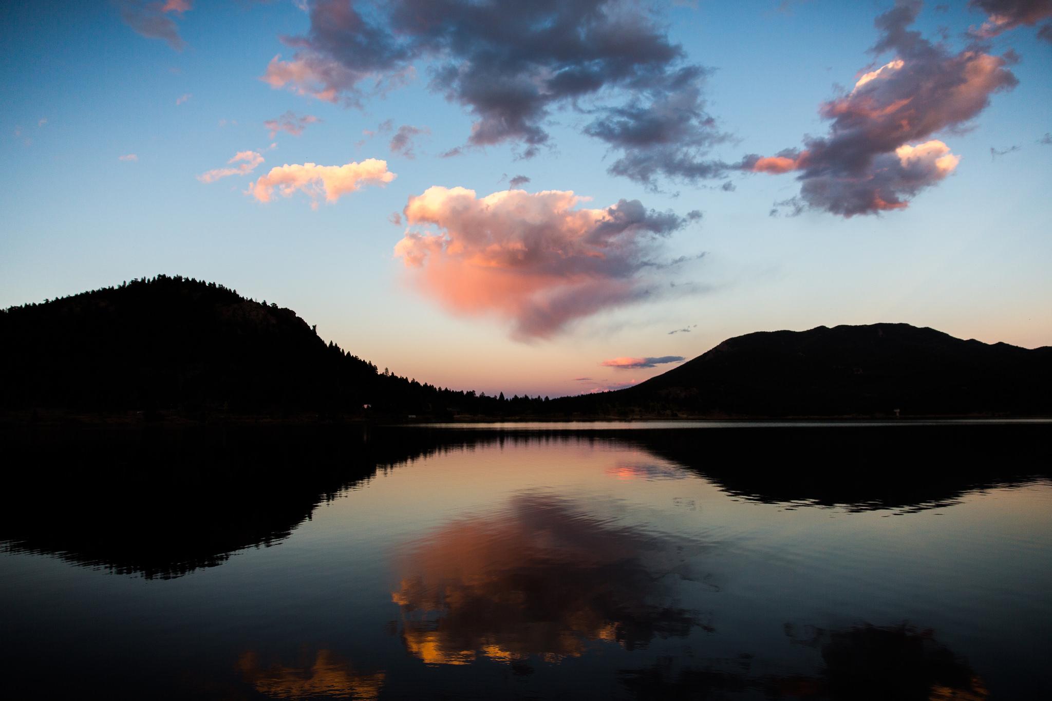 Wellington Lake, CO