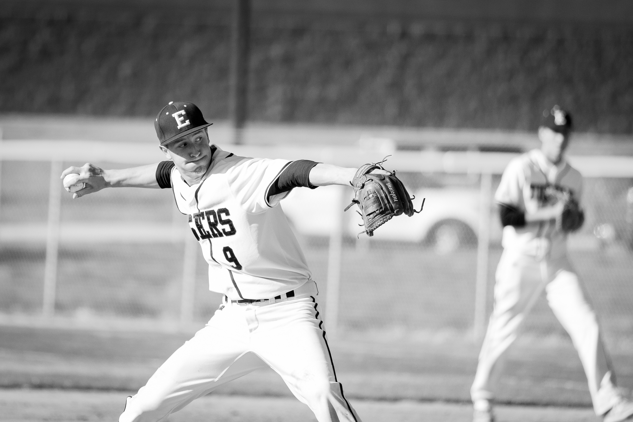 Erie High School Baseball 2015