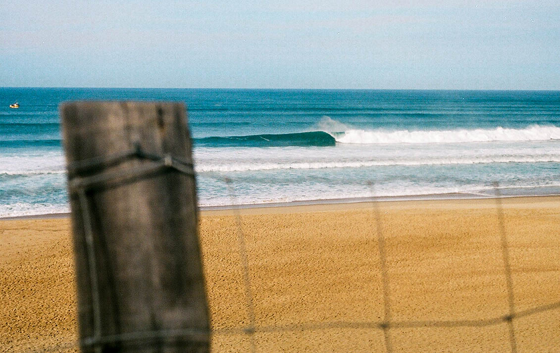 What a successful morning surf check looks like – Plage De Bourdaines