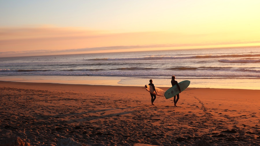 #4 Two surfers walking to the beach.jpg