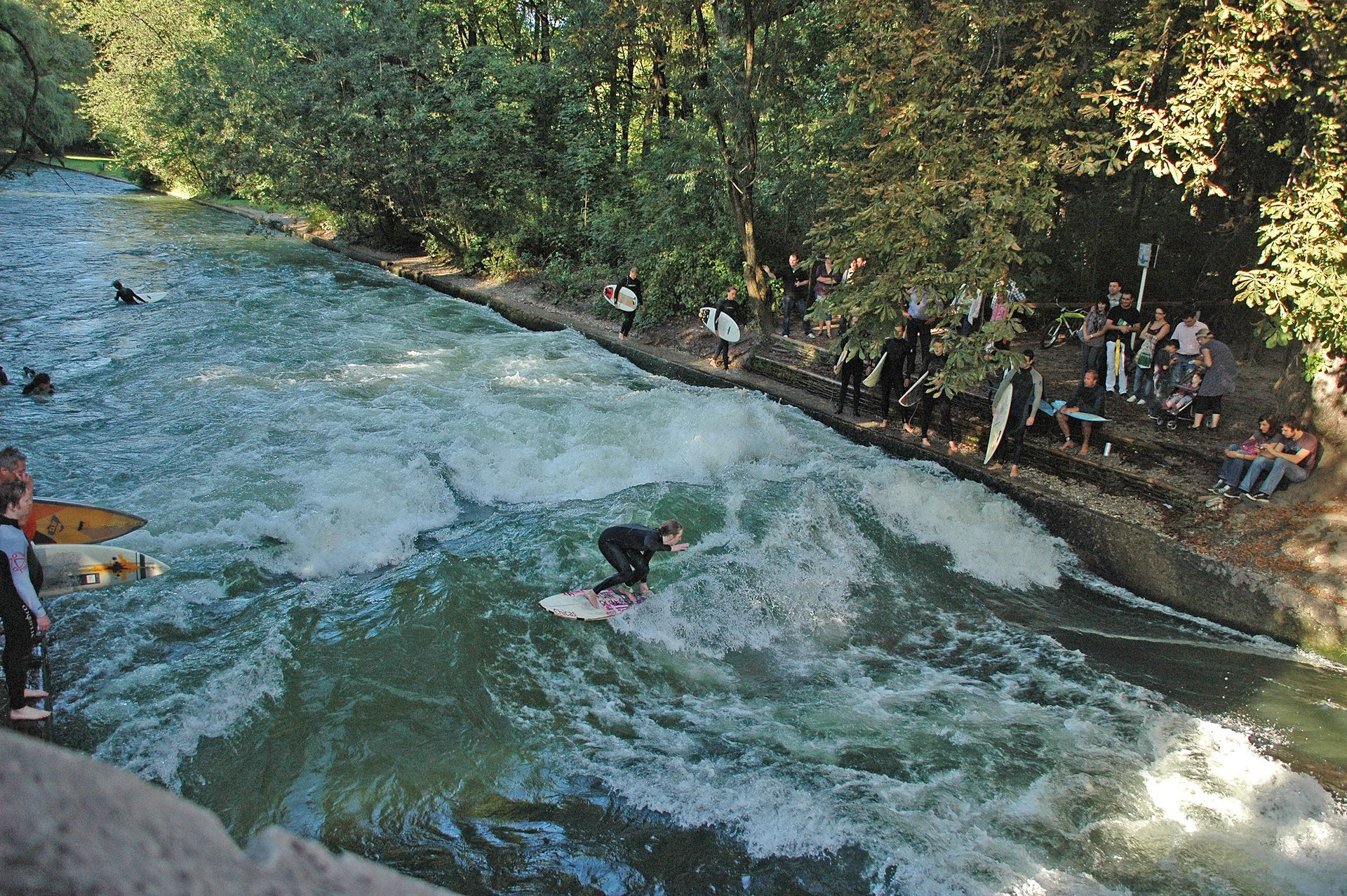 Surfing the Eisbach in Germany.jpeg