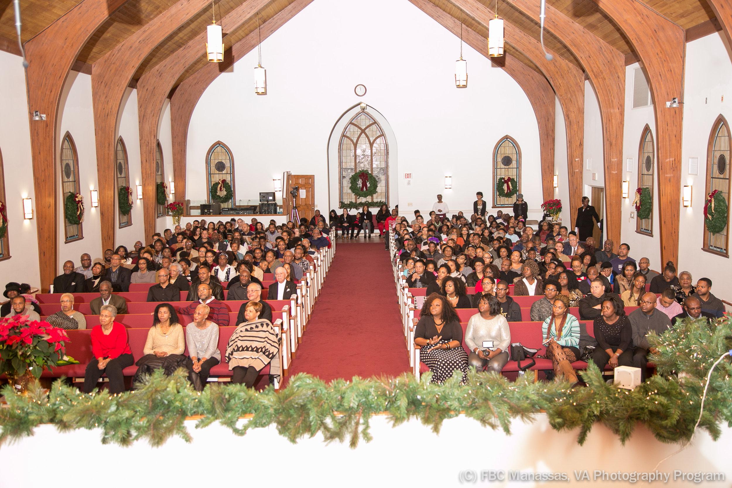 Church Covenant — First Baptist Church Manassas