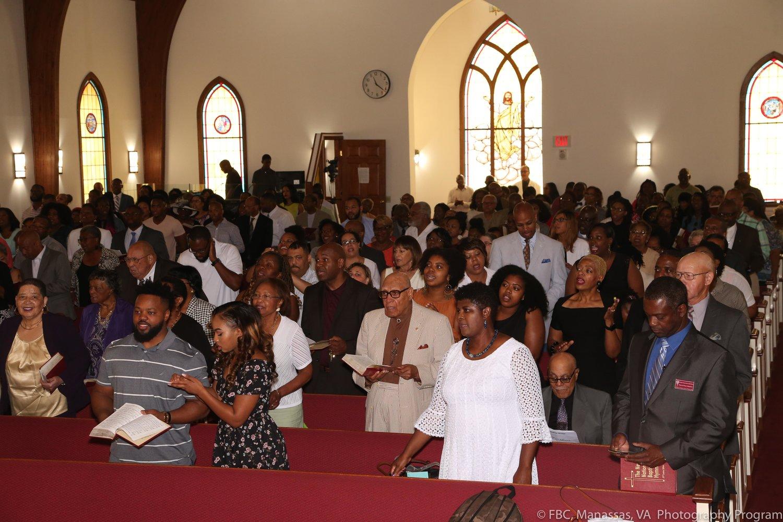 First Baptist Church Manassas