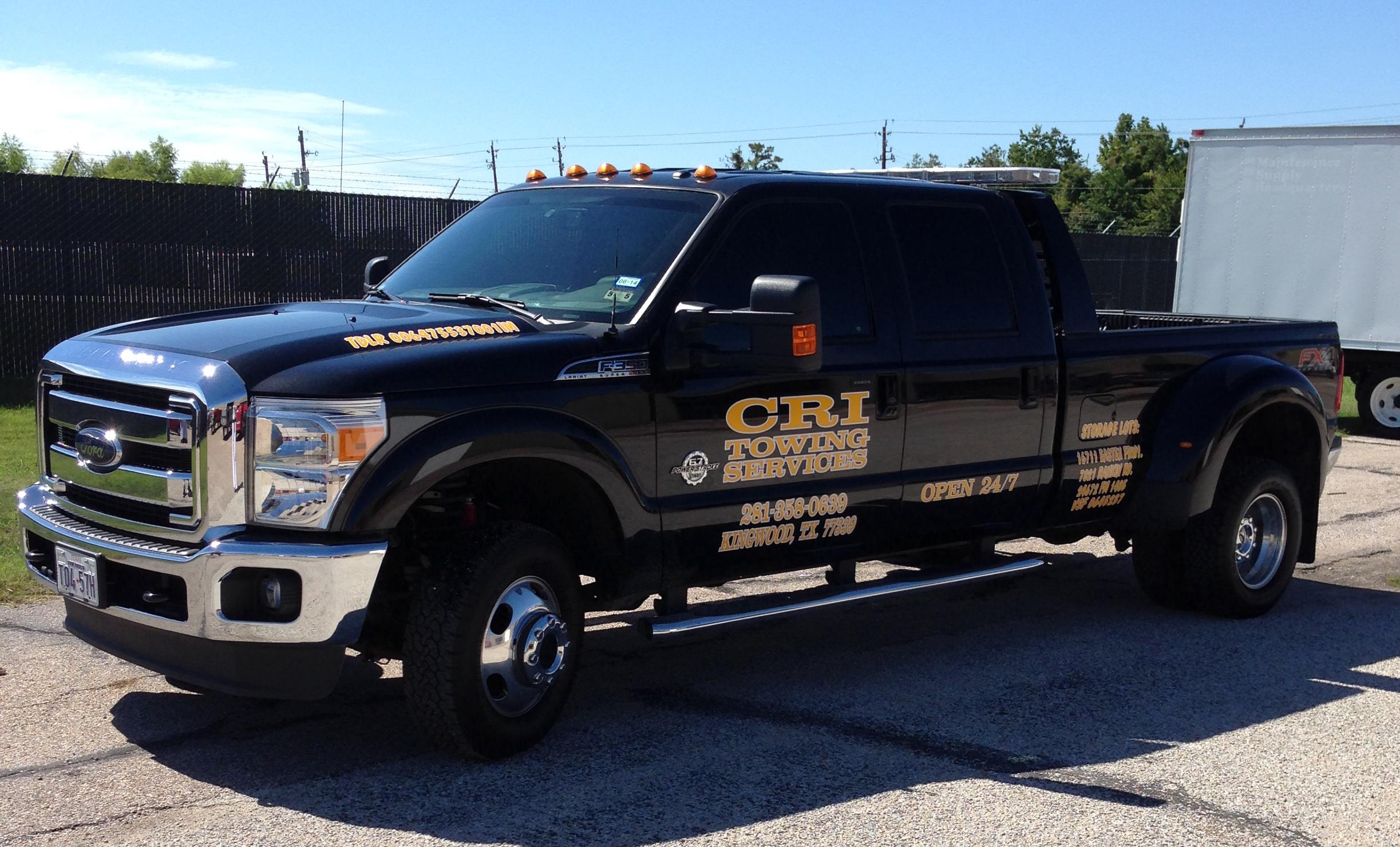 Tow Truck CRI