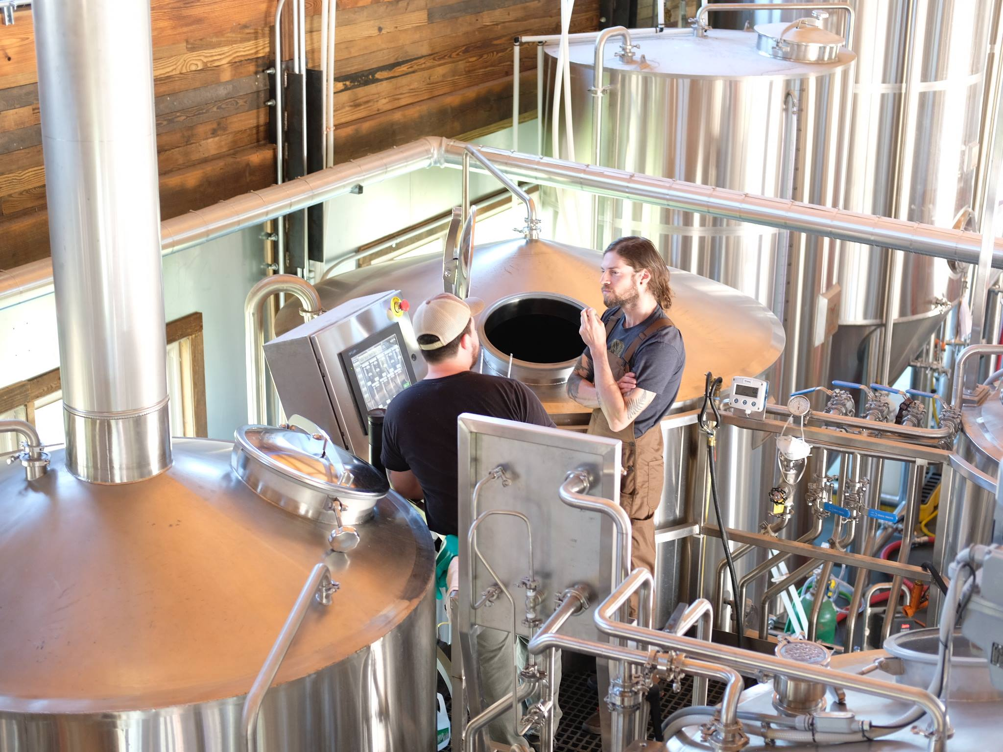 Threes Brewing (courtesy of Threes on Facebook)