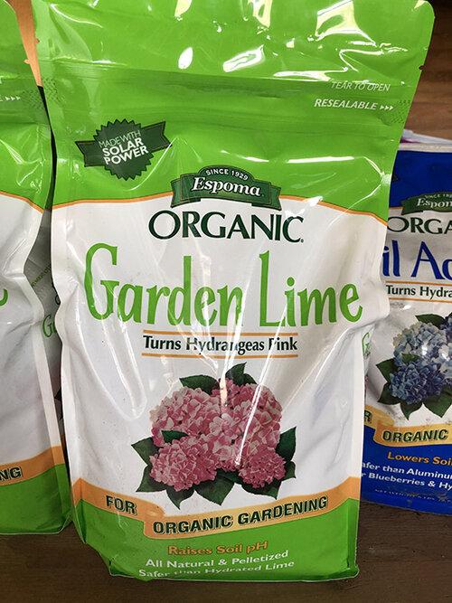 Espoma Garden Lime 6lbs Organic Vineyard Gardens