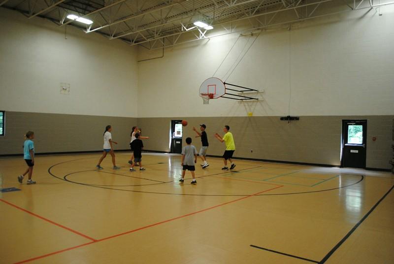 Gymnasium (Basketball, Volleyball)