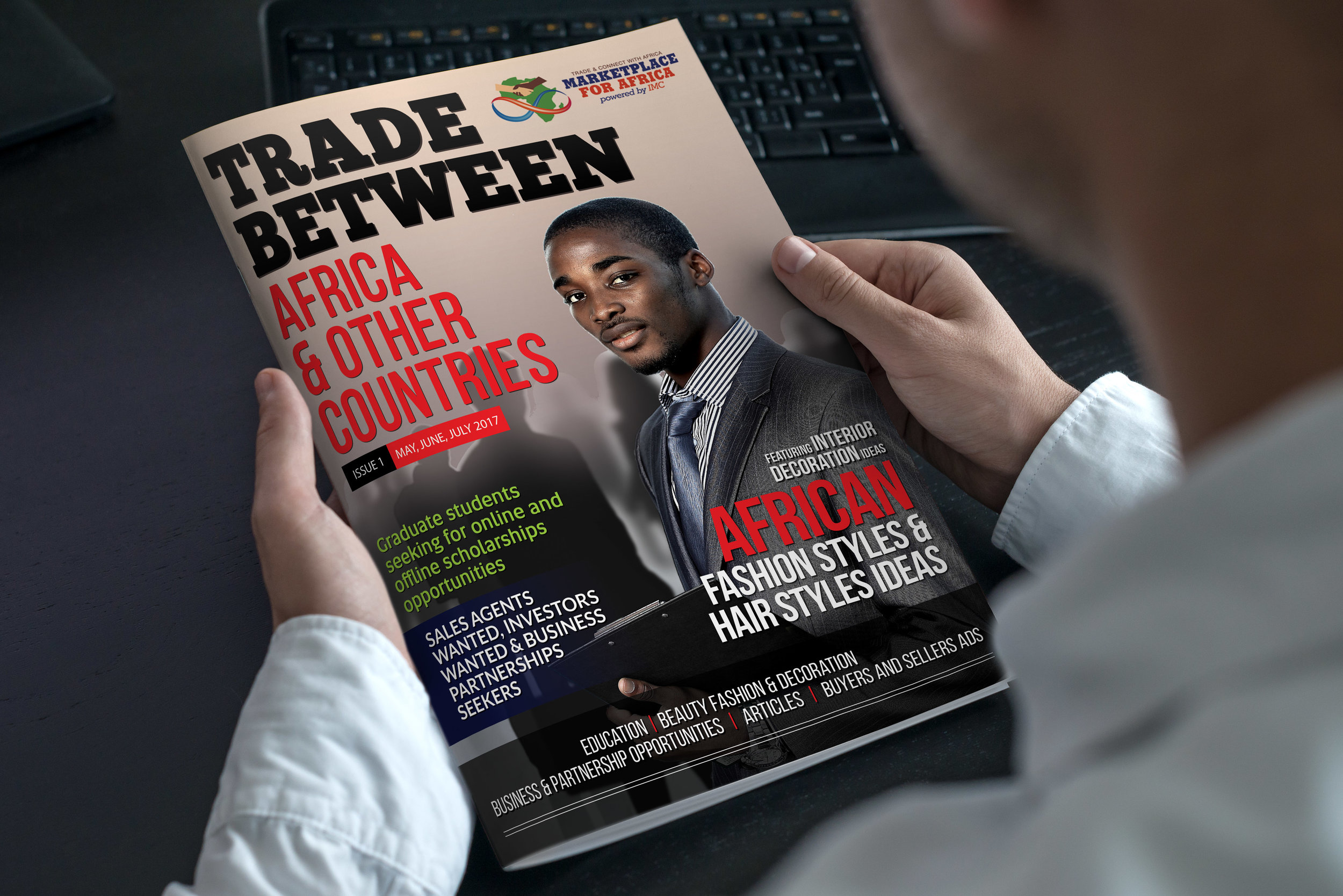 Trade Between Africa and Other Countries Magazine First Edition
