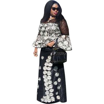 Kenny,Designer - My name is Kenny based in Manchester. I will be making a sis pieces off shoulder marmaid dress with pearls embellished and belly top with a vintage long gathered skirt suitable for African traditional wedding.