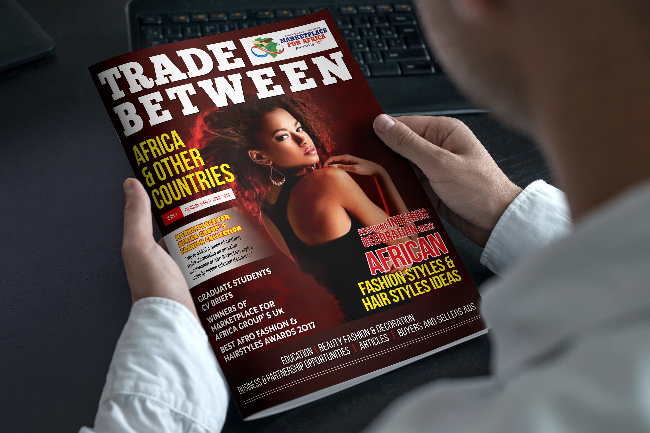 - Reach millions of online readers weekly and worldwide!