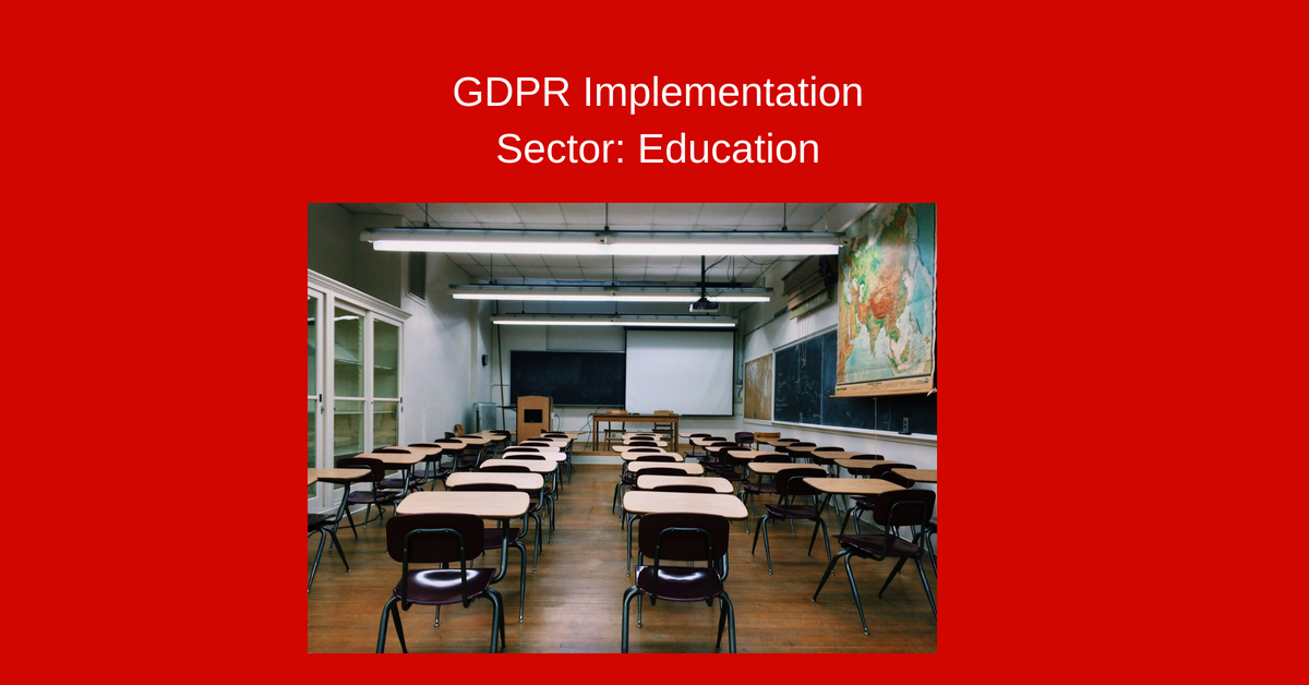 GDPR Implementation sector Education.png