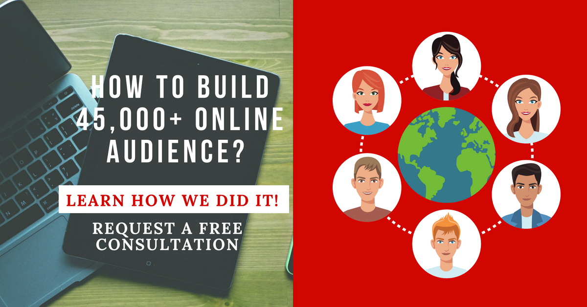 How to build 45,000+ online audience_ Learn how we did it IMC website.png