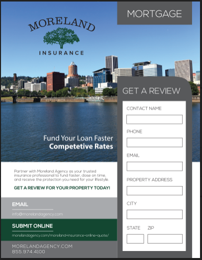 Mortgage Flier -