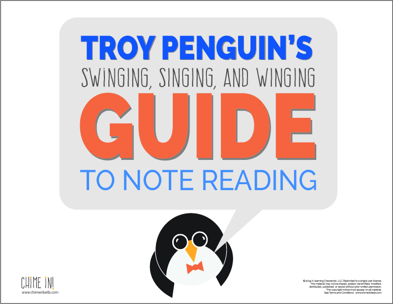 Note Reading - You'll never be bugged by note reading again.