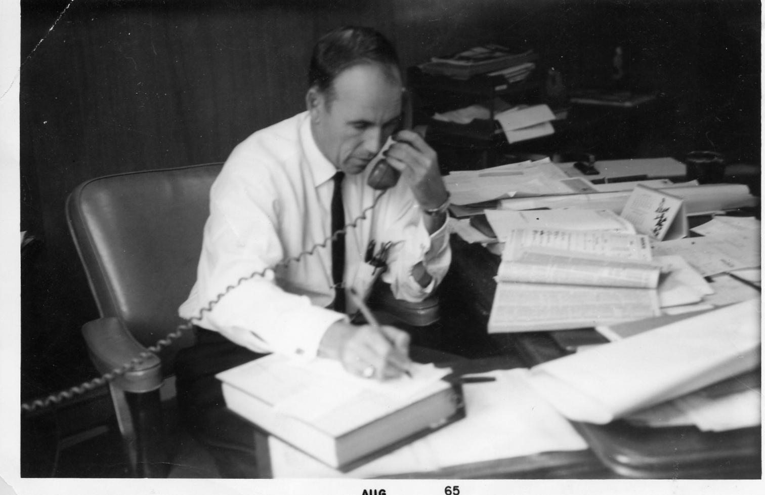 Hugh Goldsmith Engineer
