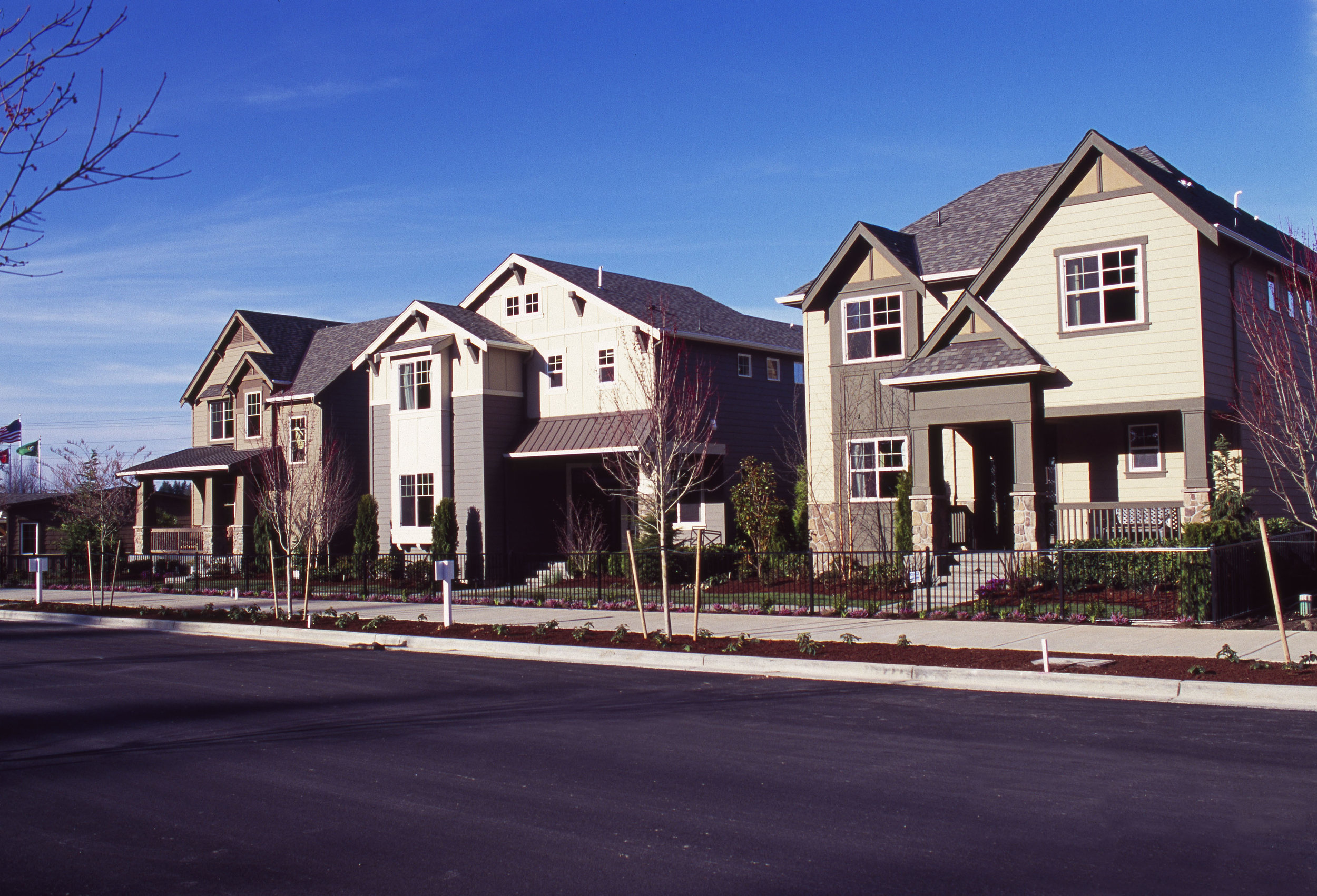 Redmond Ridge Houses
