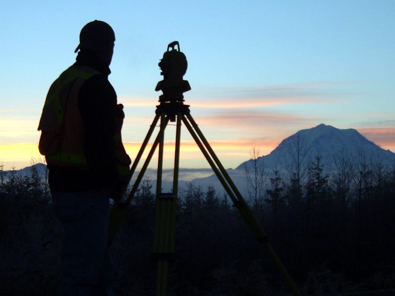 Land surveyors in Seattle, WA