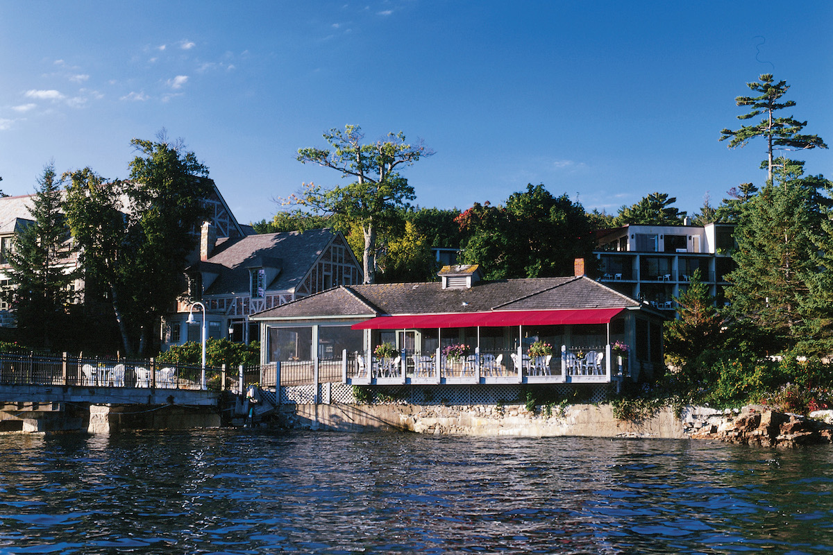 Stewman's Lobster Pound at the Bar Harbor Regency