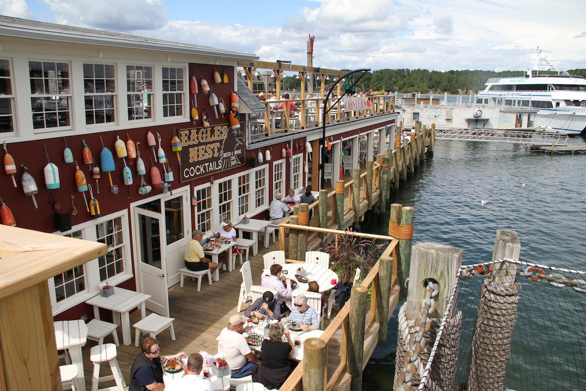 Stewman's Lobster Pound - Downtown Bar Harbor location