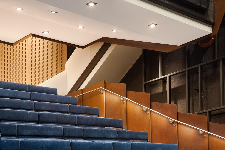 Theater. Baryshnikov Arts Center, Jerome Robbins Theater. Think! Architecture & Design PLLC