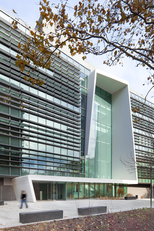 Campus and community. Myrtle Hall, Pratt Institute. Think! Architecture & Design