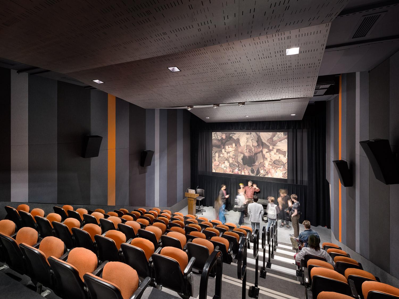 Film and Video Department, Pratt Institute. Think! Architecture & Design
