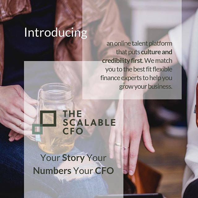 """Get matched to your CFO today! Sign up before 31 May '19 to get a free toolkit + 20% off your 1st month!  Sign up link in bio -----  https://portal.thescalablecfo.com/users/sign_up  Last chance to book your *""""ASK a CFO""""* @letsworkdxb Dubai design district (D3) today! -----  just email letstalk@thescalablecfo.com  #financepartner #flexiblework"""
