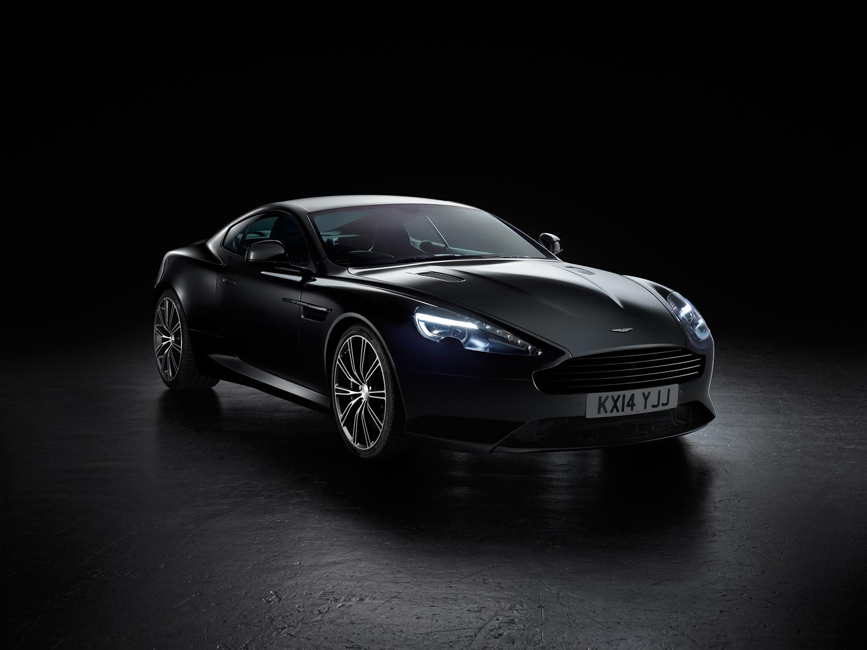 Aston Martin Db9 Carbon Edition N Millington