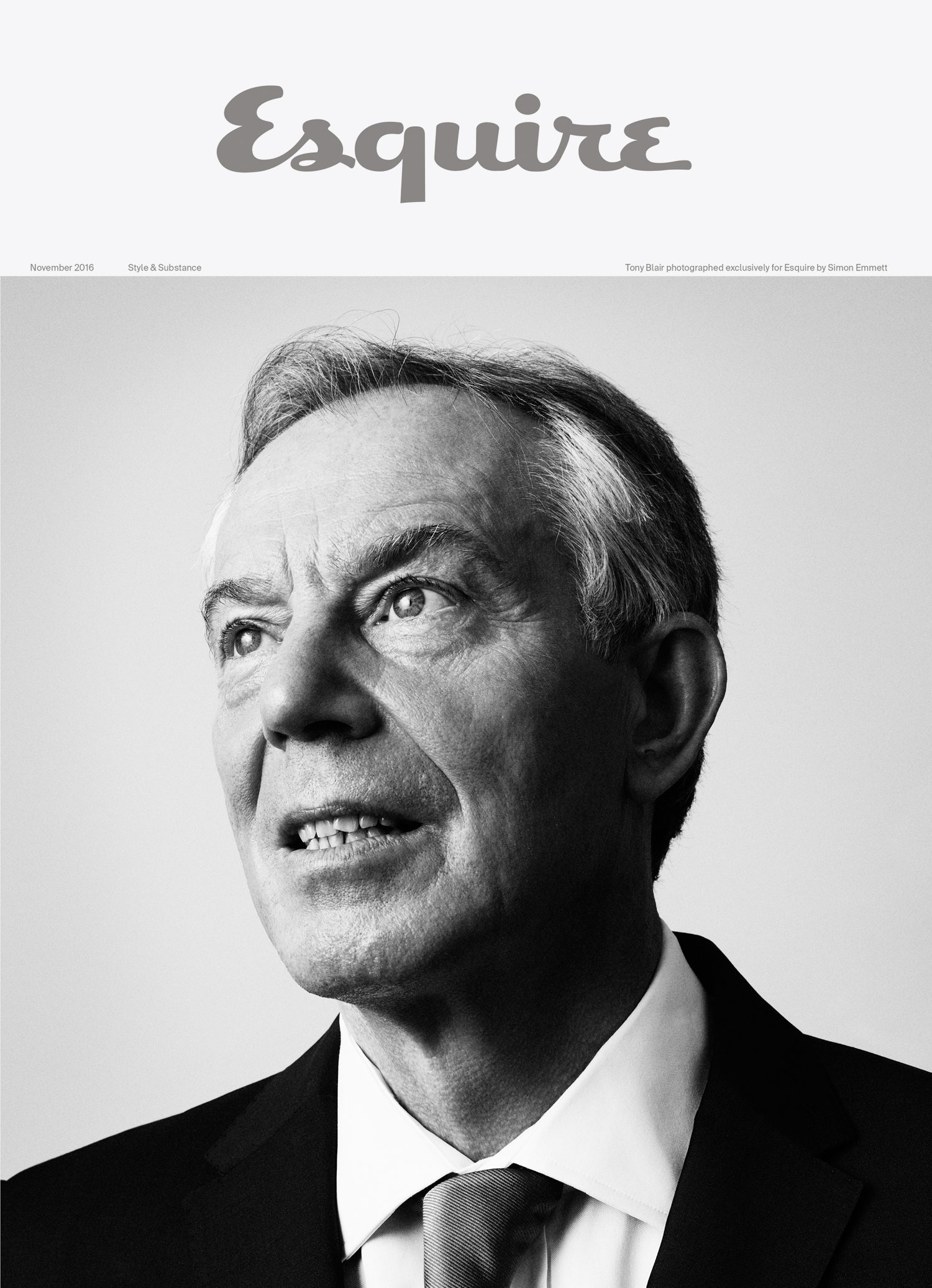 Tony Blair  Ltd edition