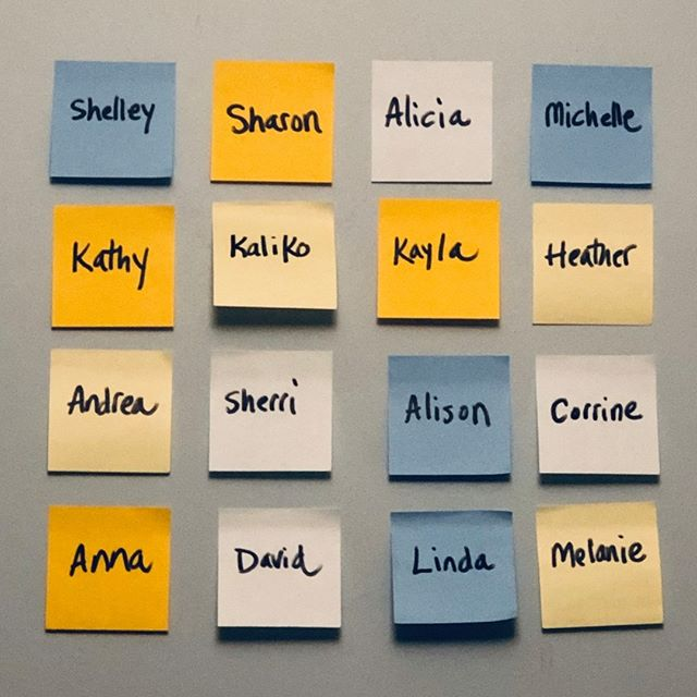 These names bring me such a BIG smile. Shelley, Sharon, Alicia...all of them made a choice to try something new, something different. They'll be joining my partner Corrine and me as we launch UNLEASH, our Business Mastery for Health Entrepreneurs. Why do you see Corrine's and my name posted as well? Because growth isn't static. Corrine and I are going to be rolling up our sleeves as well, pushing the boundaries, facing our fears, and BECOMING alongside our very precious Unleash community. ⠀⠀⠀⠀⠀⠀⠀⠀⠀ *⠀⠀⠀⠀⠀⠀⠀⠀⠀ Interested? Registration closes at midnight EST on Friday the 12th. Link in bio. ⠀⠀⠀⠀⠀⠀⠀⠀⠀ *⠀⠀⠀⠀⠀⠀⠀⠀⠀ *⠀⠀⠀⠀⠀⠀⠀⠀⠀ *⠀⠀⠀⠀⠀⠀⠀⠀⠀ #business #businessmastery #workinprogress #branding #marketing #positioning #programdevelopment #radicalaccountability #businessmapping #actualizeyourpurpose #livingthedream #drivetheresults #laptoplifestyle #businessfundamentals #optimize #alignwithyourmission #whatsyournarrative #tellyourstory #createalifeandbusinessthatyoulove #joinus#functionalmedicine #functionalmedicinecoach  #holisticcoach #intuitiveeating #mindbodyspirit #mindsetiseverything #mindsetcoach #growhealthy #livefully #rootofwellbeing