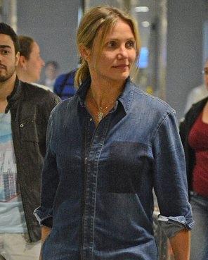 Jennifer Creel on Cameron Diaz
