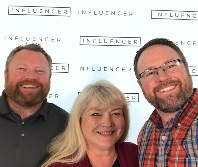 Conference besties #influencer2019
