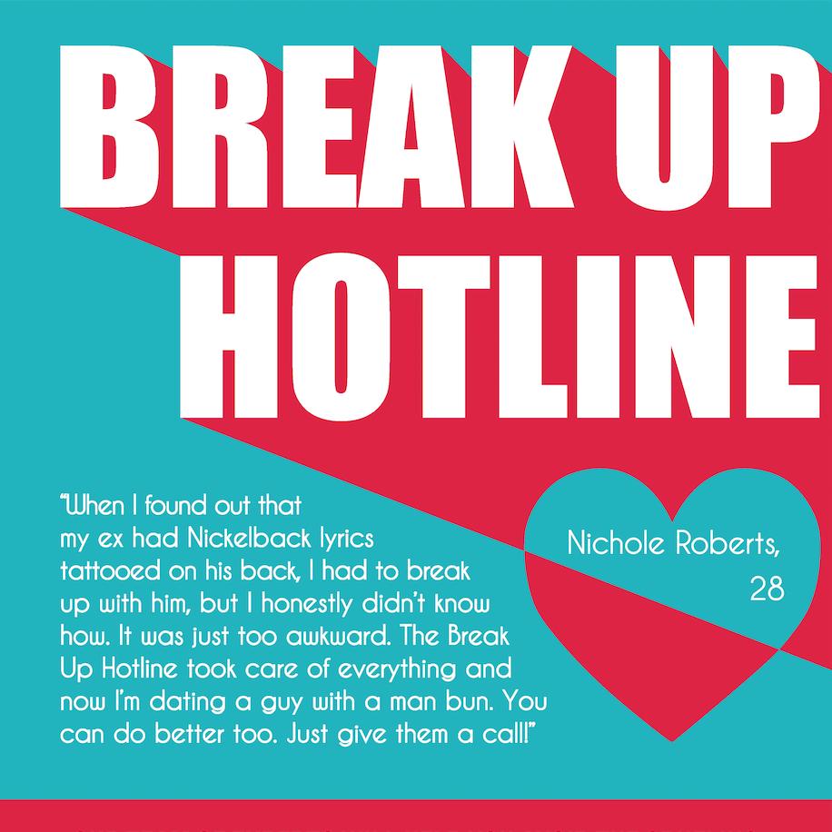 Break Up Hotline