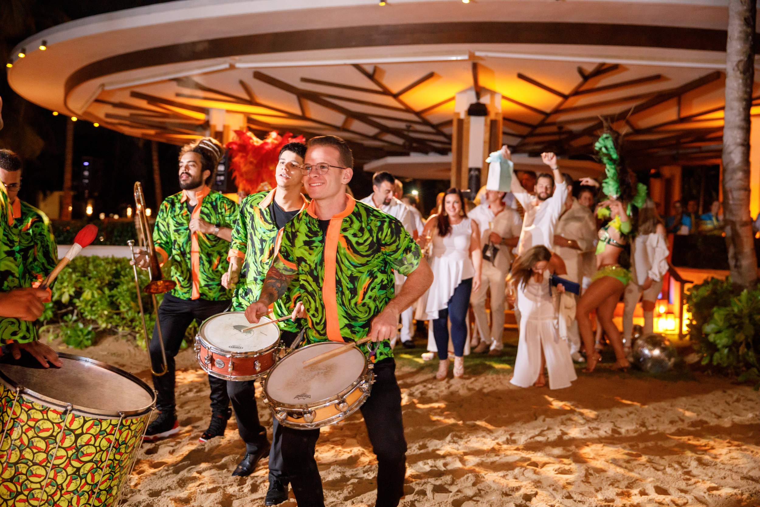 Revel Rouge Events  Puerto Rico Encanto Dorado Beach East
