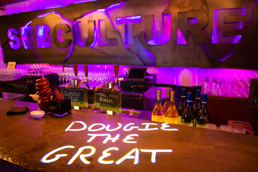Birthday Celebration, Subculture, Soho New York